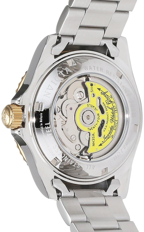 b4e4424a211 Invicta 8927OB Pro Diver Reloj Japonés Automático para Hombre  Invicta   Amazon.com.mx  Relojes