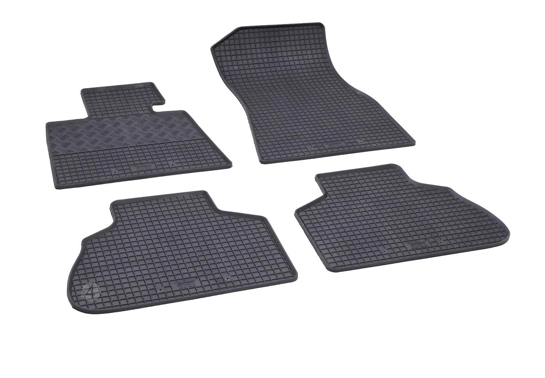 RIGUM Passgenaue Kofferraumwanne geeignet f/ür VW Touareg ab 2018 passen ideal
