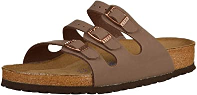 f90fd341520 Amazon.com  Florida Soft Footbed Mocha Birkibuc