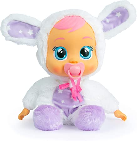 Cry Babies Goodnight Coney Sleepy Time Baby Doll White