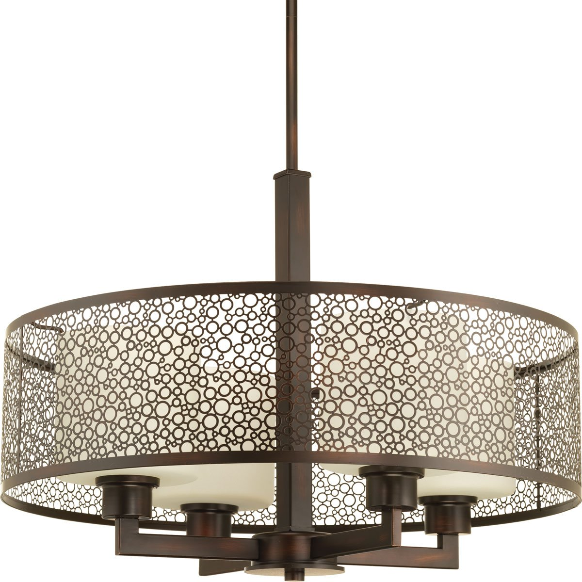 Excellent Progress Lighting P5156-20 Mingle 4 Light Pendant, Medium  DF28