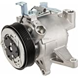 New AC Compressor & A/C Clutch For Subaru Impreza Crosstrek Forester & WRX -