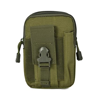 Waterproof Waist Fanny Pack Tactical Military Bag Phone Pocket Camping Pouch