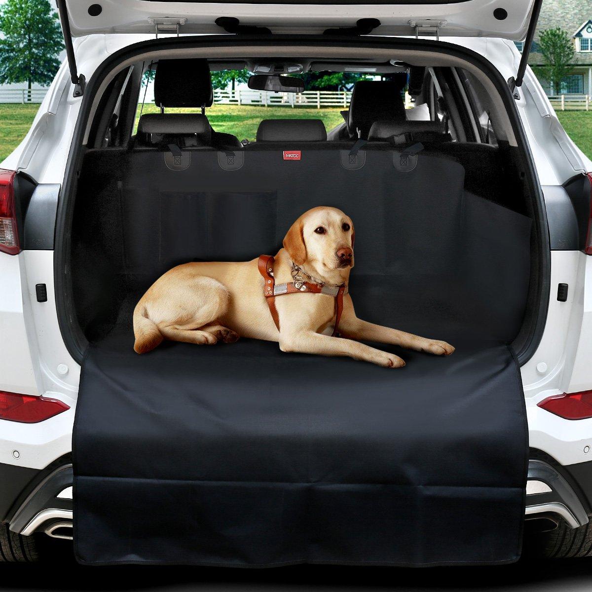 MATCC Boot Liner Heavy Duty Universal Waterproof Car Back Seat Protector Pet Dog Cat Cover Mat Hammock MATCCwoitxol184