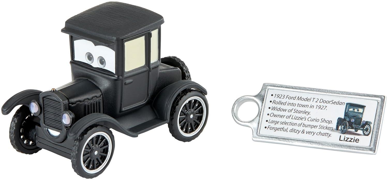 Disney/Pixar Cars Precision Series Lizzie Vehicle Mattel DVV44