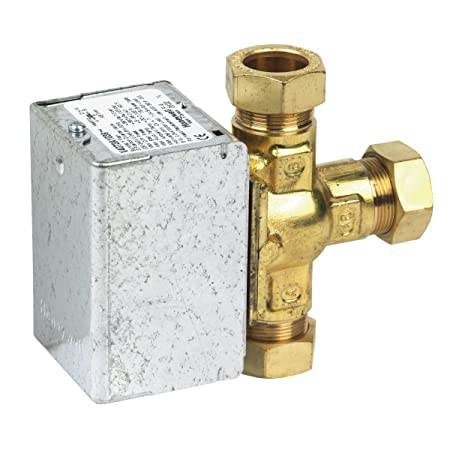 Honeywell V4073A 3 Port Motorised Valve: Amazon.co.uk: DIY & Tools