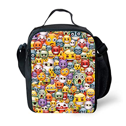 Amazon.com  Kid Boys Girls Lunch Box Insulated Lunch Bag ad464d84eea6
