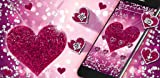 Sparkling Pink Heart Theme