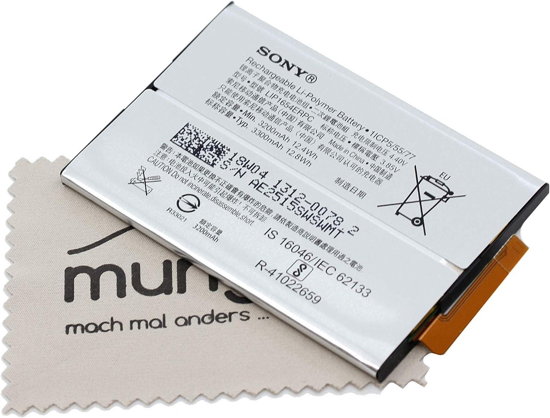 Battery For Sony Original Lip1654erpc 1312 0078 For Amazon Co Uk Electronics