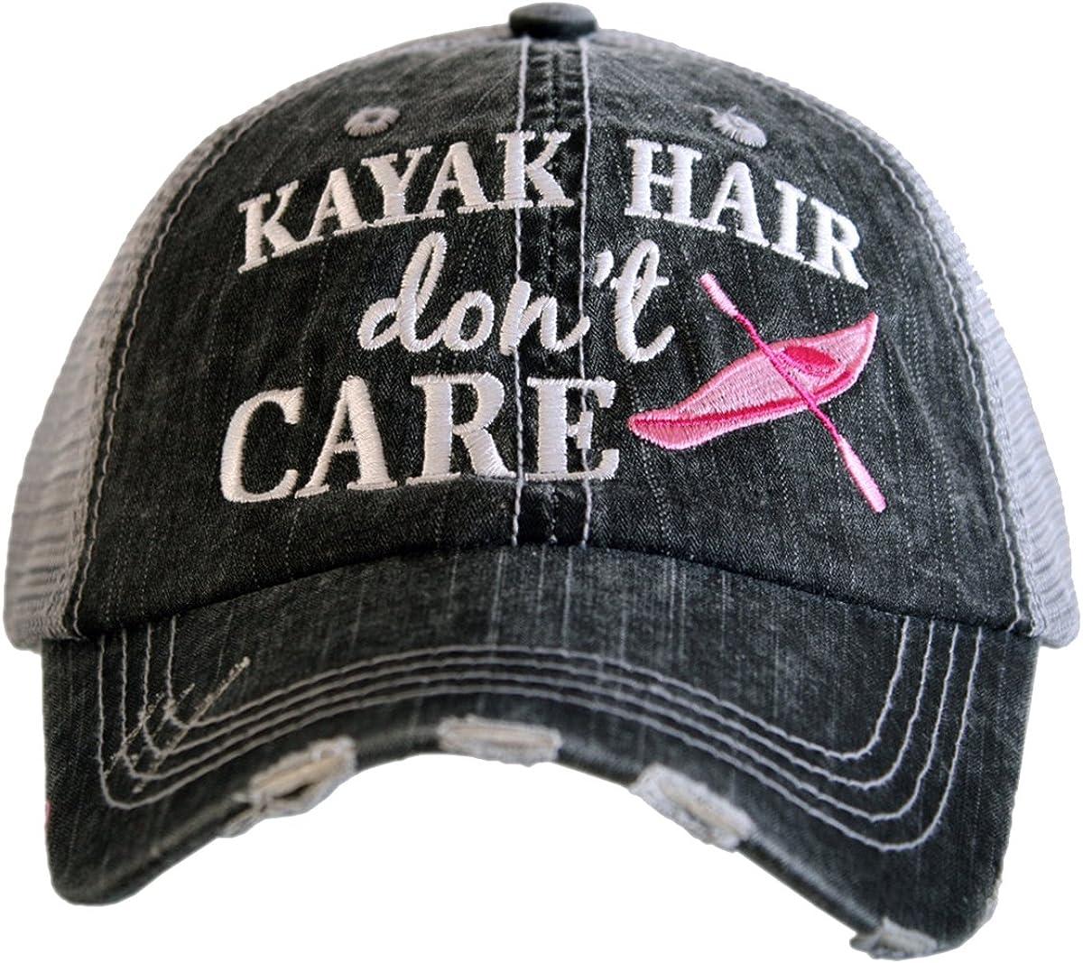 Katydid Kayak Hair Don't...