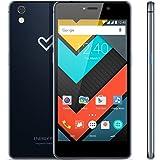 Energy Phone Pro 4G Navy (4G, Quad-Core Snapdragon 616, RAM de 2 GB, memoria interna de 16 GB, cámara de 13 Mp, Android 5.1) azul marino