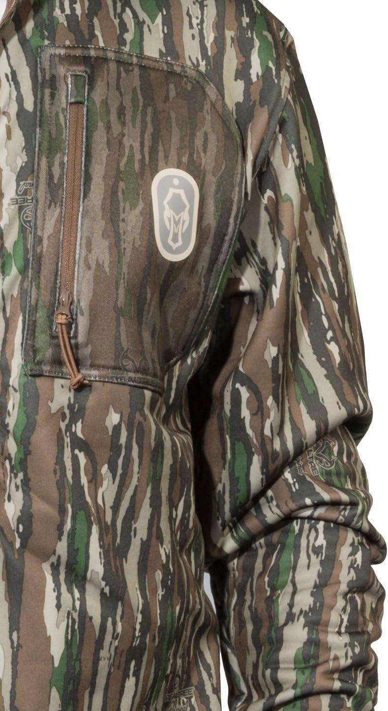 X-Large Hard Core Season Opener Full Zip Fleece Jacket Brands Season Opener Full Zip Fleece Jacket Realtree Original