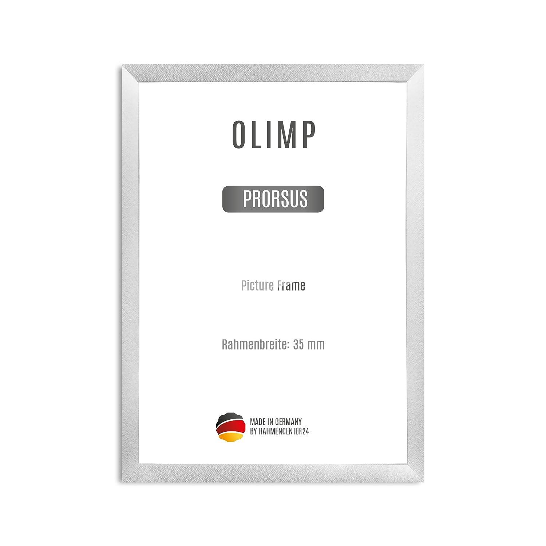 OLIMP PRORSUS 35 mm Bilderrahmen nach Maß für 130 x 40 cm Bilder ...