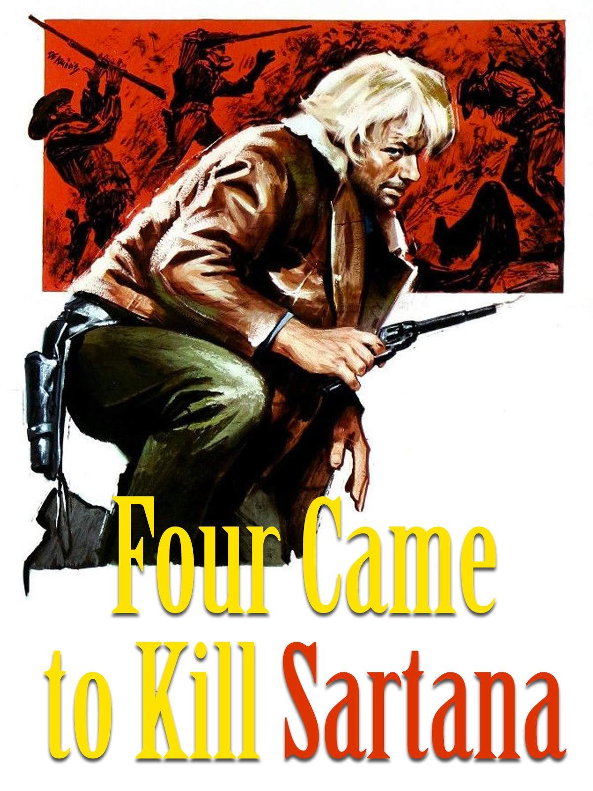 Four Came to Kill Sartana