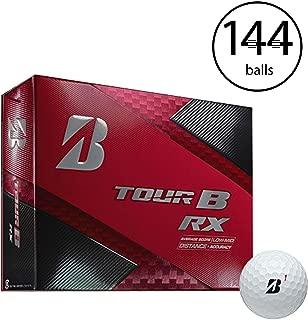 product image for Bridgestone Tour B RX Feel and Distance Golf Balls Low Average Score (12 Dozen)