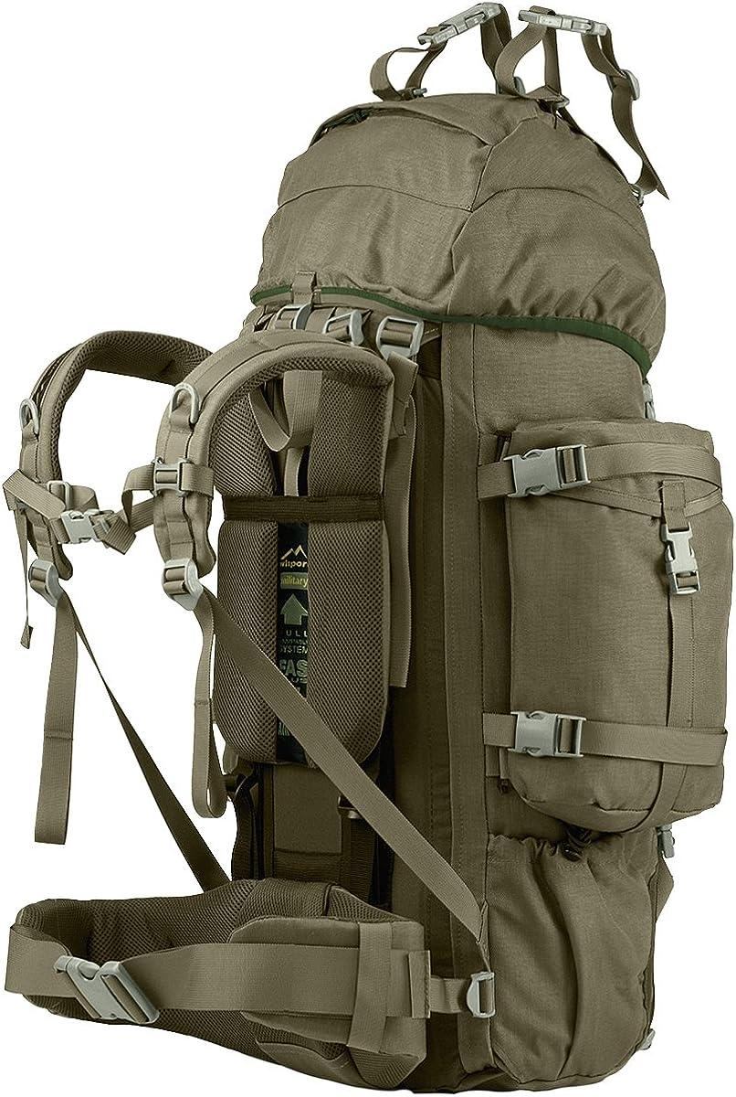 Wisport Reindeer 55L Mochila RAL 7013: Amazon.es: Ropa y accesorios