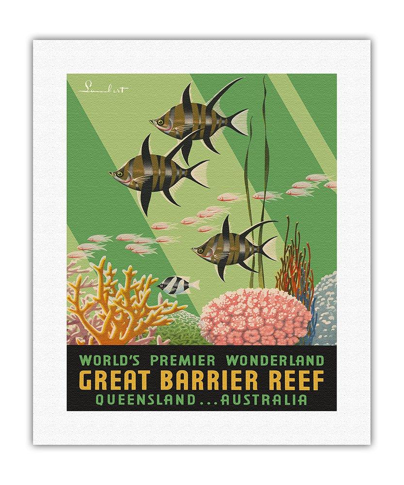 Great Barrier Reef - Queensland, Australien - Das schönste ...