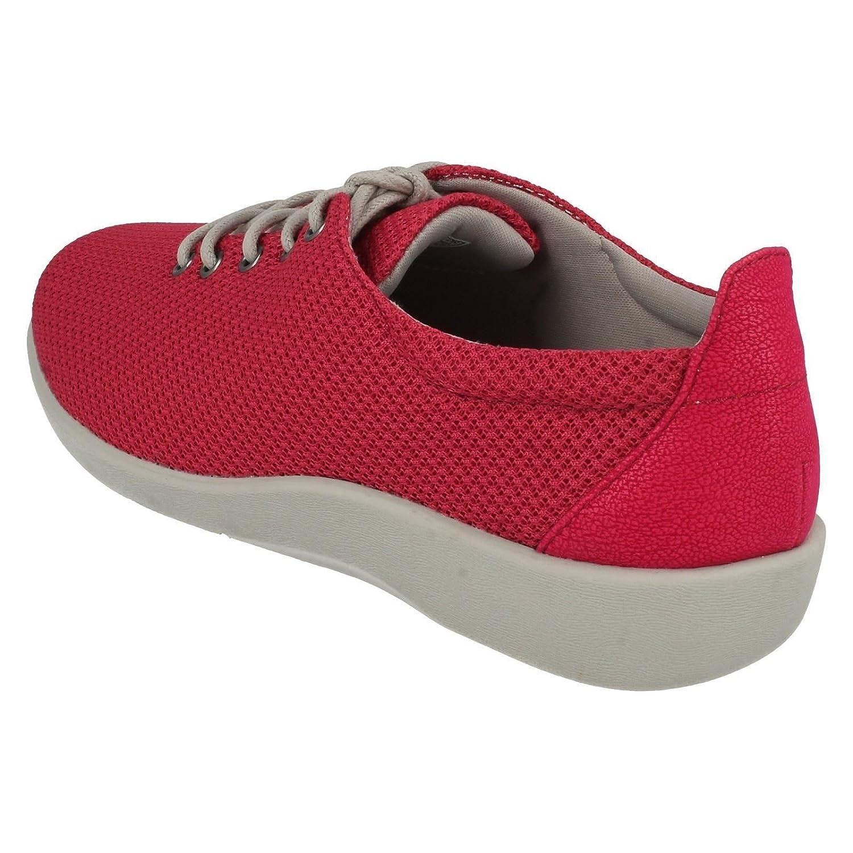 Clarks ,  Damen - Ballerinas Pink - Rose - Damen Fuchsia 0c052a