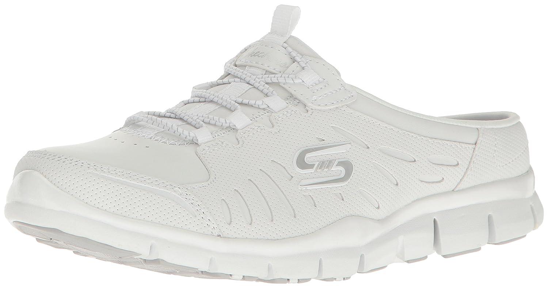 Skechers Sport Women's Gratis Optimist Fashion Sneaker B01MUCYI09 7.5 M US|White
