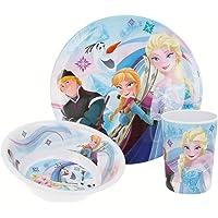 Frozen - Disney   Set Vajilla de Melamina