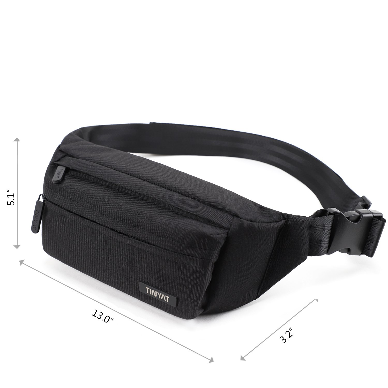 0e1b793c445a Mua sản phẩm TINYAT Belt Bum Bag Travel Hiking Outdoor Sport Fanny ...