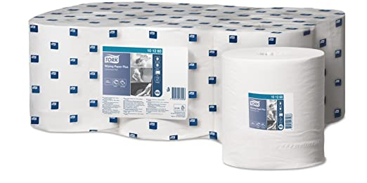 Tork CL128 Centrefeed limpiaparabrisas dispensador de recambio, blanco (Pack de 6)