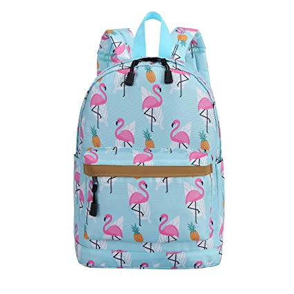 702a6885e38a Image Unavailable. Preschool Backpack for Kids Girls Toddler Backpack  Kindergarten School Bookbags (Cute ...