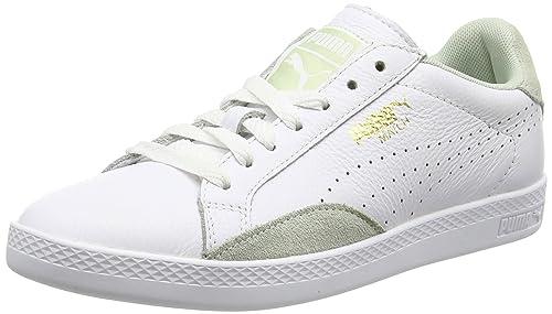Puma Match Lo Basic Sports Zapatos deportivos (Mujer) Blanco