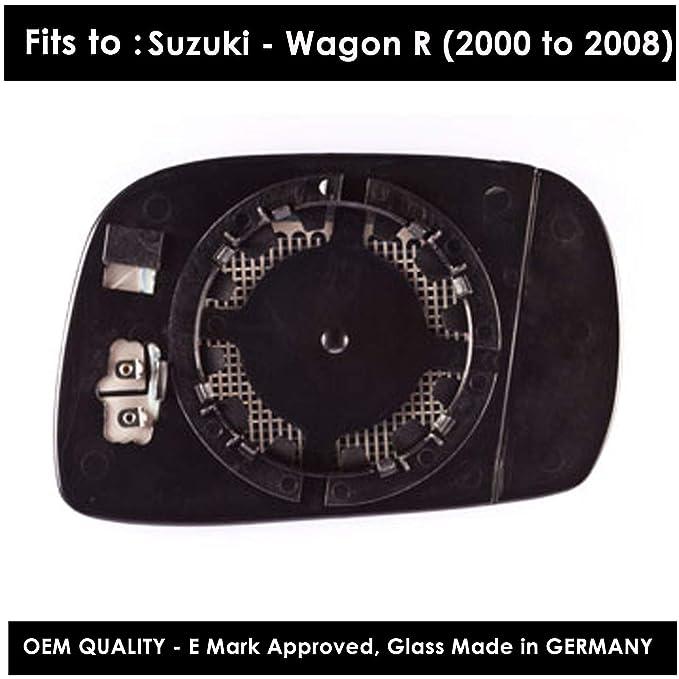 Suzuki WagonR Wing Mirror Glass,Left Hand Side,2000 To 2008