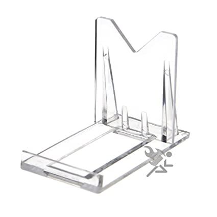 Amazon 40 Two Part Adjustable Clear Acrylic Plastic Display Mesmerizing Adjustable Acrylic Display Stands