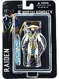 Mezco Mortal Kombat X Raiden 4-Inch Action Figure