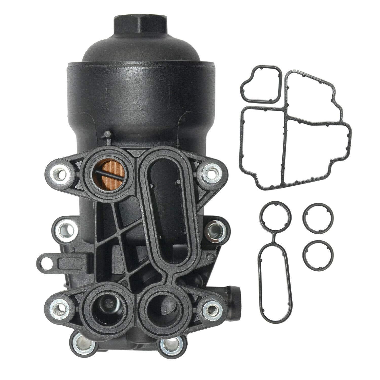 Cap + guarnizione oil filter housing 03L115389H 03L115433/C