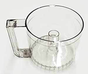 Cuisinart DLC-2AWB-1 Work Bowl with Clear Handle, 24 oz