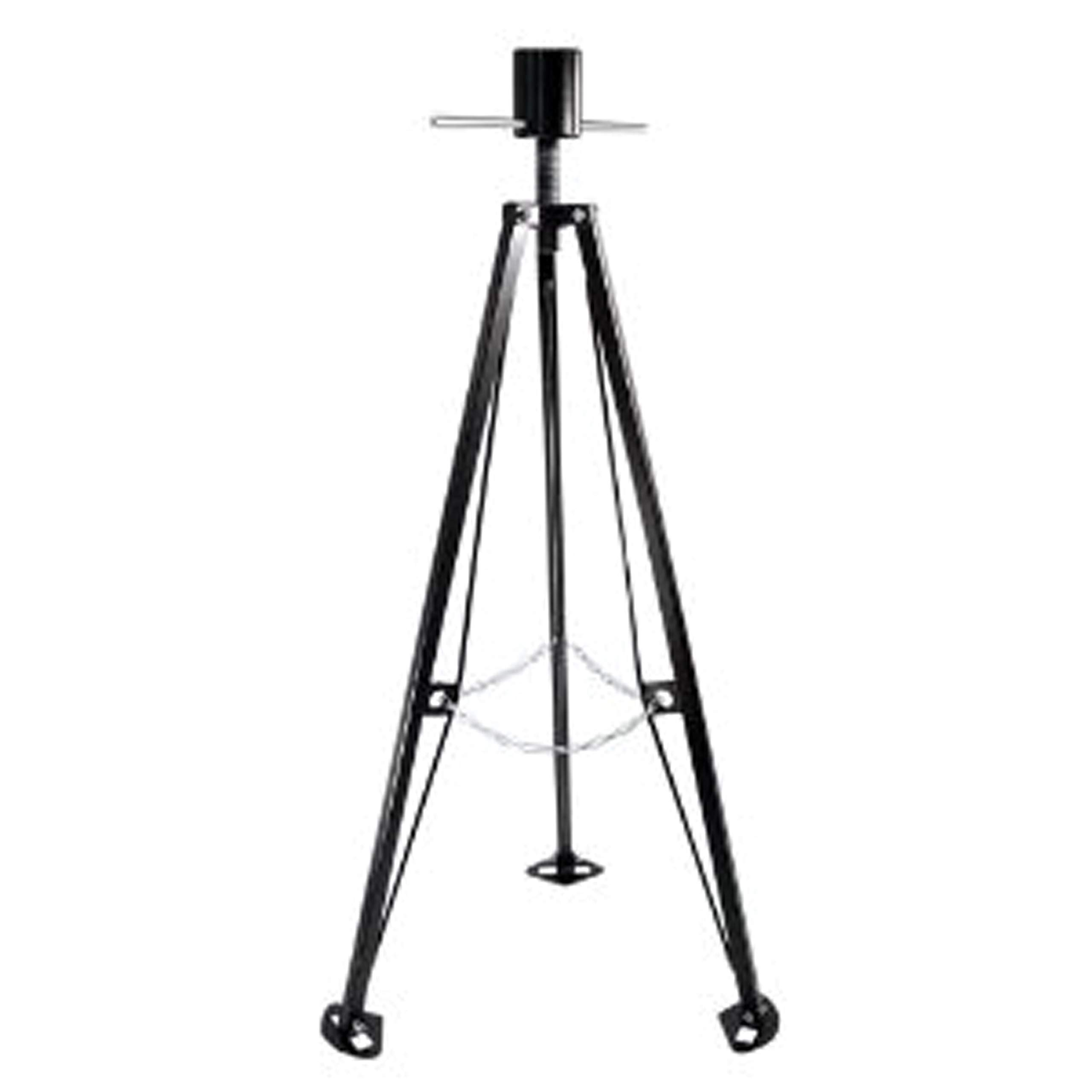 Eaz-Lift Camco King Pin Tripod 5th Wheel Stabilizer, Adjustable from 38.5 50-Inches-(48855) by EAZ LIFT