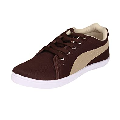 91ebc37666 Tempo Men's Canvas Zara-2 Casual Shoes: Buy Online at Low Prices in ...
