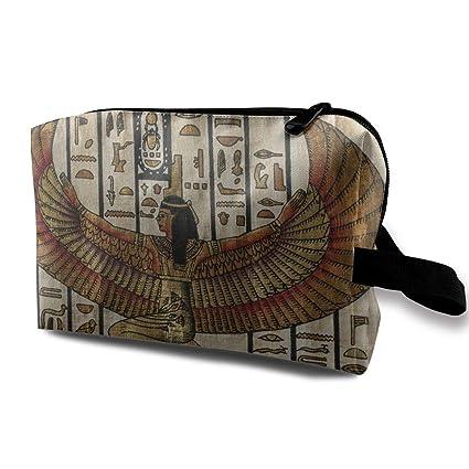 Bolsas de cosméticos egipcias Antiguas Organizador de ...