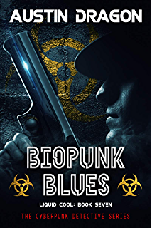 Amazon com: The Blind Spot: A Dystopian Cyberpunk Novel