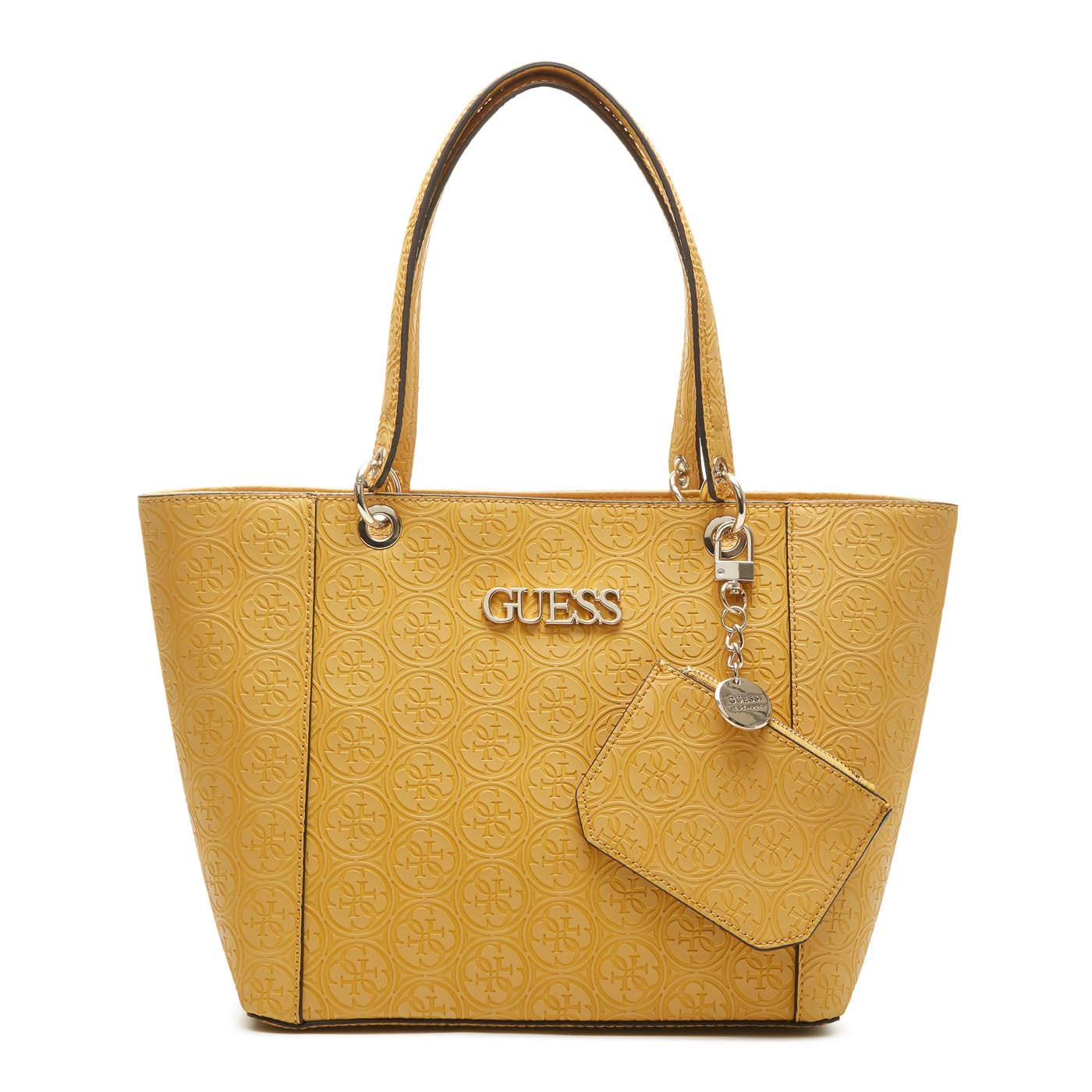 Guess Kamryn Marigold Shopper HWSH66 91230 MGD