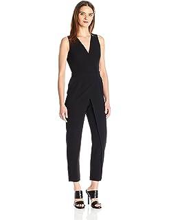 bc17a3302937 Amazon.com  Parker Women s Frida Combo Jumpsuit  Clothing
