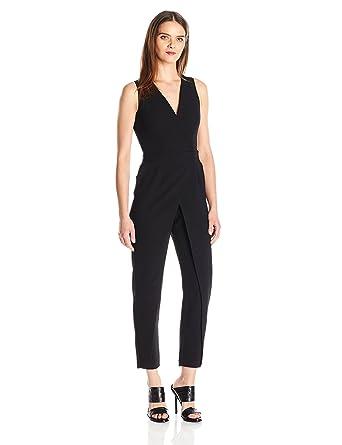 5b6031148a14 Amazon.com  BCBGeneration Women s Vest Jumpsuit  Clothing