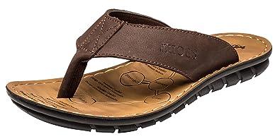 Garçon Similicuir Mule Flip Tongs Homme Y Sandale Boa Chaussure Flop XikZTOPu