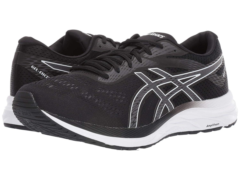 大切な [アシックス] メンズランニングシューズスニーカー靴 GEL-Excite 6 [並行輸入品] B07P8RD7KK ブラック [並行輸入品]/ホワイト 25.5 6 B07P8RD7KK cm 4E 25.5 cm 4E|ブラック/ホワイト, レザークラフト一革:e2b538db --- svecha37.ru