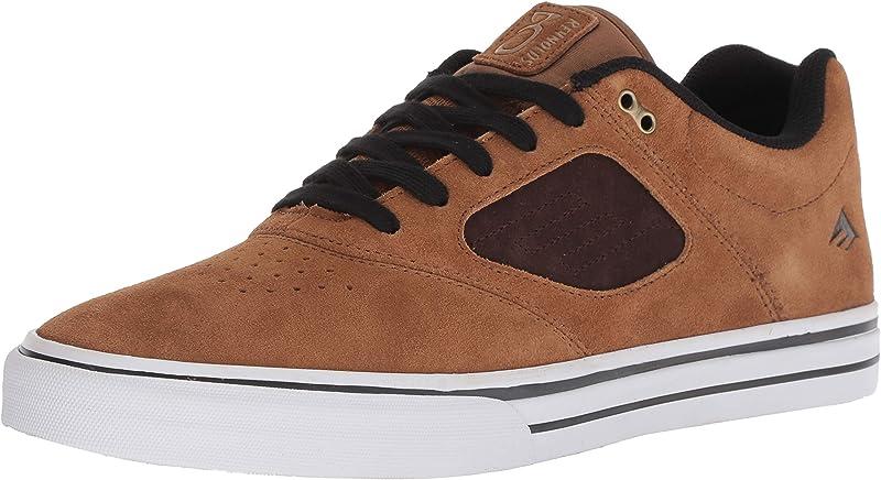 Emerica Reynolds 3 G6 Vulc Sneakers Herren Hellbraun/Dunkelbraun (Tan)