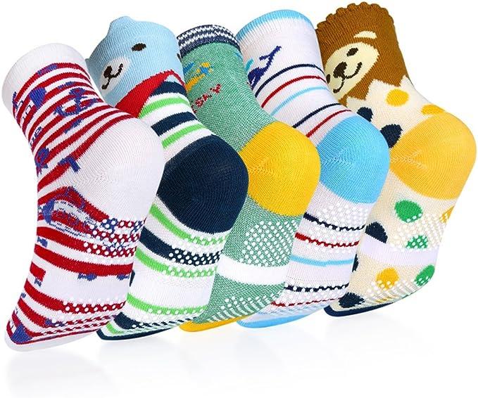 10 Paires Enfants Chaussettes Enfants//Garçons//Enfants Coton Riche Années scolaires 6-9 khrmn