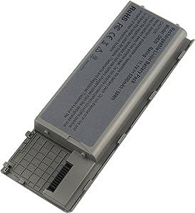 5200mAh Laptop Battery Replacement fit Dell Latitude D620 D630 D630c D631 Precision M2300 Series -Futurebatt