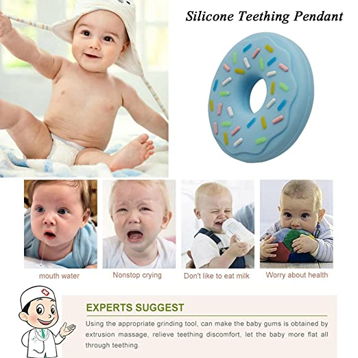Water Filled Grinding Teething Hand Shaped Infant Mouth Care Baby Teether