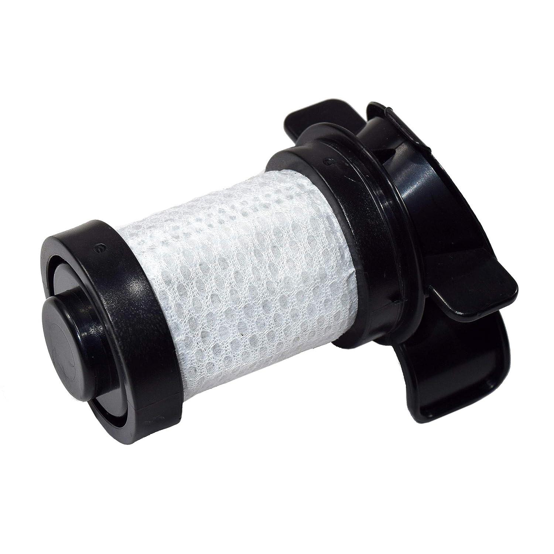 HQRP Pre-Motor Filter for Shark IONFlex 2X DuoClean IF200W IF251 IF252 IF285 UF280 IF200 IF201 IF202 IF205 IF203Q IC205 IC205CCO IF281 IF282 MultiFLEX Cordless Vacuum + HQRP Coaster