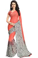 Vaamsi Synthetic Saree with Blouse Piece