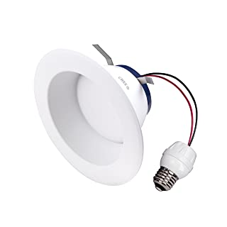 Cree DRDL6-06250009-12DE26-1C100 6 In. TW Series 65W Equivalent Daylight (5000K) Dimmable Led Retrofit Recessed Downlight