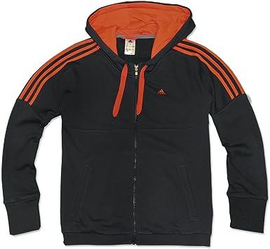 Adidas Essentials Seasonal - Camiseta de chándal (3 bandas), Azul ...